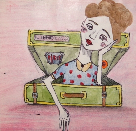 Aus dem Koffer leben