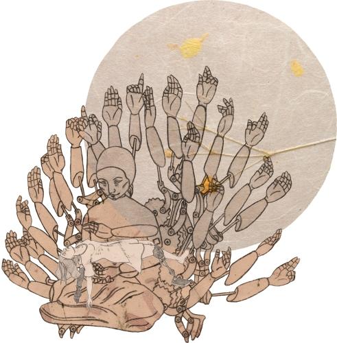 Buddha Robot